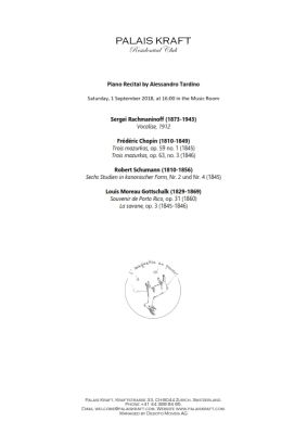 Program Recital 1 SEP 2018